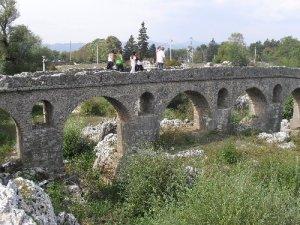 Rimski most na Moštanici