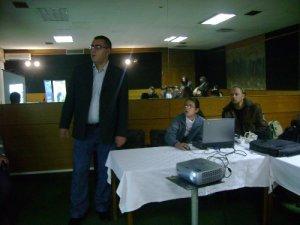 Doc.dr. Miroslav Doderović sa saradnicima