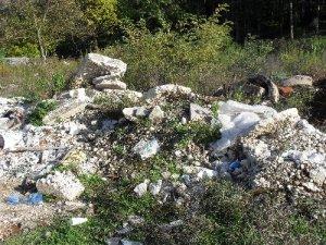 Deponija na granici zaštićenog predjela